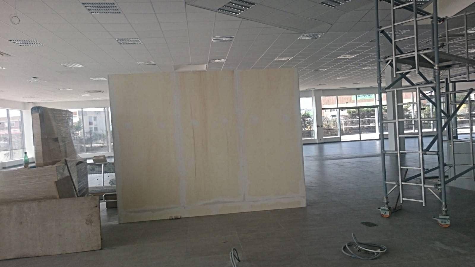 pose de cloisons modulaires r novation batiment vitrolles 13 pose de cloisons et faux plafond. Black Bedroom Furniture Sets. Home Design Ideas
