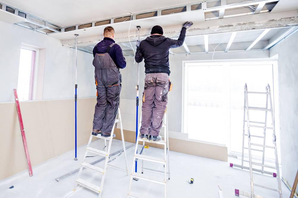 pose de cloison en plaque de pl tre la seyne sur mer pose de cloisons et faux plafond. Black Bedroom Furniture Sets. Home Design Ideas